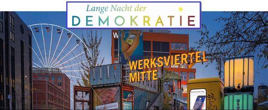 Bild zur Veranstaltung Die Lange Nacht der Demokratie 2021