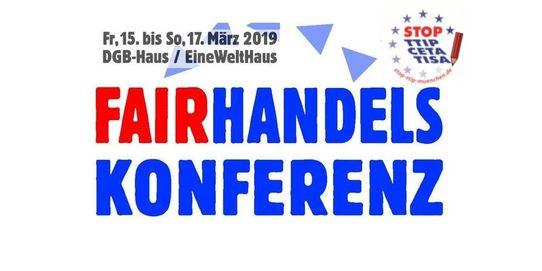 Bild zur Veranstaltung Fairhandelskonferenz München